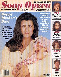 Soap Opera Magazine May 10, 1994