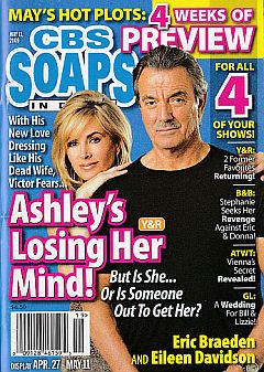 CBS Soaps In Depth May 11, 2009