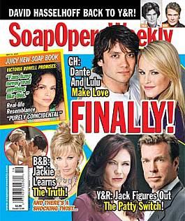 Soap Opera Weekly May 11, 2010