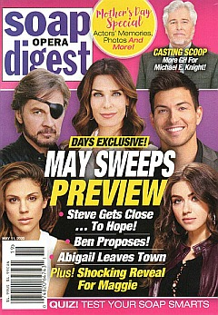 Soap Opera Digest May 11, 2020