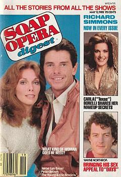 Soap Opera Digest - May 11, 1982