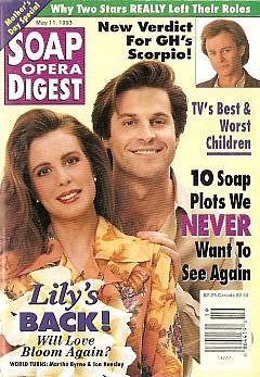 May 11, 1993 Soap Opera Digest