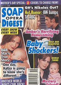 Soap Opera Digest - May 11, 1999
