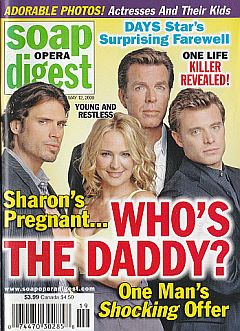 Soap Opera Digest May 12, 2009