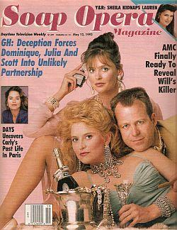 Soap Opera Magazine May 12, 1992
