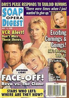 Soap Opera Digest - May 12, 1998