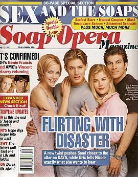 Soap Opera Magazine May 12, 1998