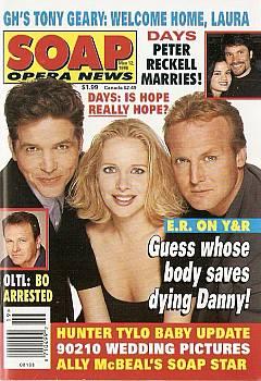 Soap Opera News May 12, 1998