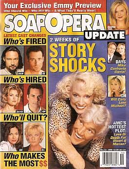 Soap Opera Update May 12, 1998