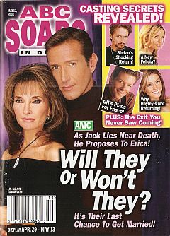 ABC Soaps In Depth May 13, 2003