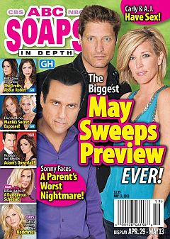 ABC Soaps In Depth May 13, 2013