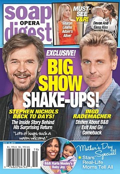 Soap Opera Digest May 13, 2019