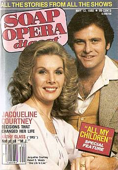 May 13, 1980 issue of Soap Opera Digest