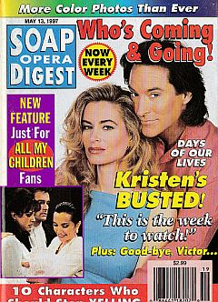 Soap Opera Digest - May 13, 1997