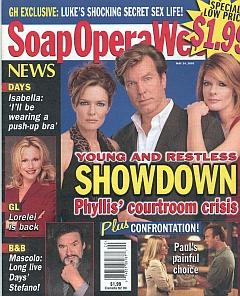 Soap Opera Weekly May 14, 2002
