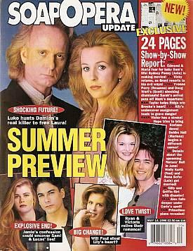 Soap Opera Update May 14, 1996