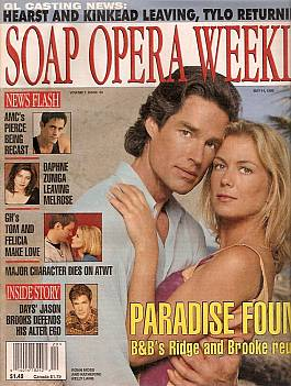 Soap Opera Weekly May 14, 1996