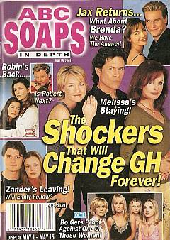 ABC Soaps In Depth May 15, 2001