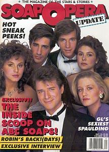Soap Opera Update - May 15, 1989