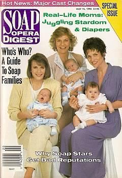 May 15, 1990 Soap Opera Digest