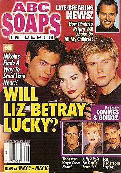 ABC Soaps In Depth May 16, 2000