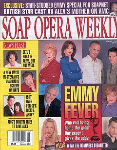 Soap Opera Weekly May 16, 2000