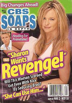 CBS Soaps In Depth May 16, 2006
