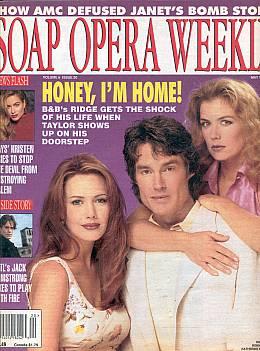 Soap Opera Weekly May 16, 1995