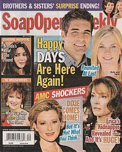 Soap Opera Weekly - May 17, 2011
