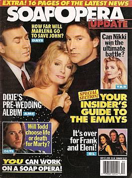 Soap Opera Update May 17, 1994
