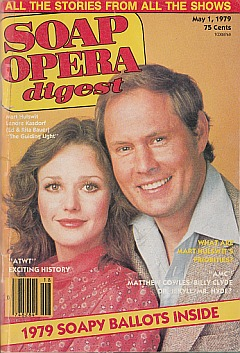 May 1, 1979 issue of Soap Opera Digest
