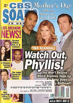 CBS Soaps In Depth May 18, 2004