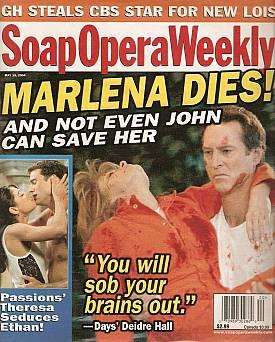 Soap Opera Weekly May 18, 2004