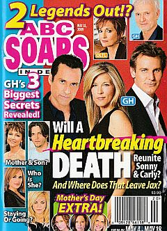 ABC Soaps In Depth May 18, 2009