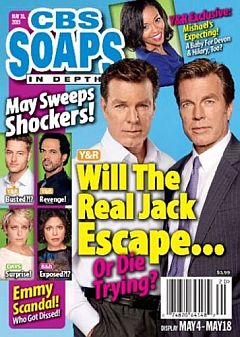 CBS Soaps In Depth May 18, 2015