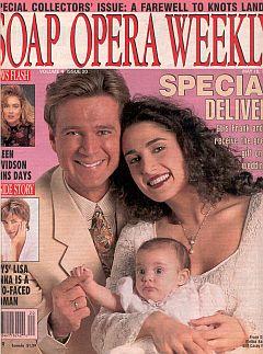 Soap Opera Weekly May 18, 1993