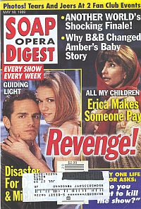 Soap Opera Digest - May 18, 1999