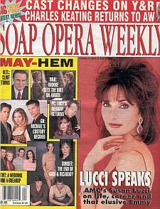Soap Opera Weekly May 18, 1999
