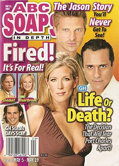 ABC Soaps In Depth May 19, 2008