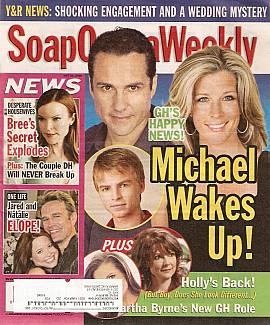 Soap Opera Weekly May 19, 2009