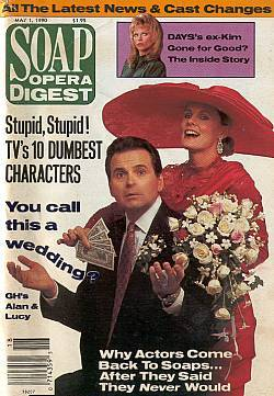 Soap Opera Digest May 1, 1990