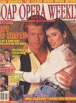 Soap Opera Weekly - May 1, 1990