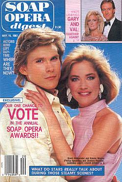 Soap Opera Digest May 19, 1987