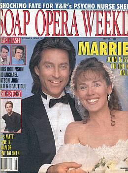 Soap Opera Weekly May 19, 1992