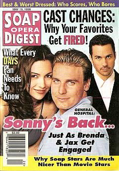 Soap Opera Digest - May 19, 1998
