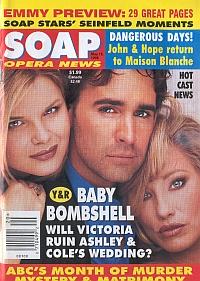 Soap Opera News May 19, 1998