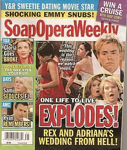 Soap Opera Weekly May 20, 2008