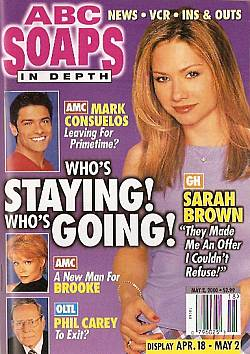 ABC Soaps In Depth May 2, 2000