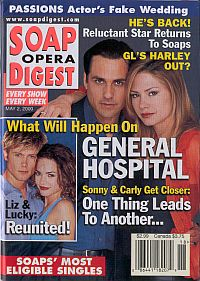 Soap Opera Digest - May 2, 2000