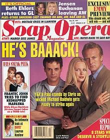 Soap Opera Magazine May 20, 1997
